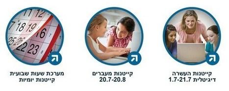 קייטנות קיץ דיגיטליות לתלמידים  |  החלה ההרשמה | Jewish Education Around the World | Scoop.it