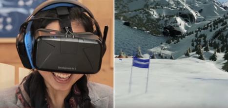 Le Club Med vous propose de skier en plein Paris grâce à la réalité virtuelle | Les événements  culturels ou de loisirs en France et ailleurs | Scoop.it