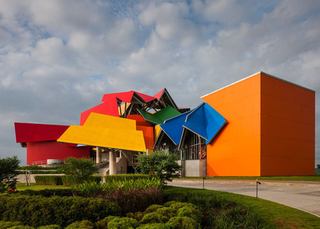 Frank Gehry's Biomuseo in Panama prepares to open | Interior Design | Scoop.it