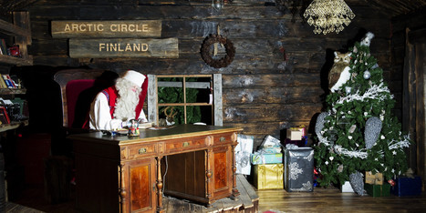 Santa Claus' Hometown Is As Magical As You Imagined It Would Be | Finland | Scoop.it