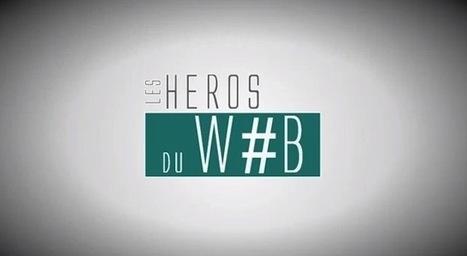 Les héros du web en vidéo   Monter son business   IT Informatique   Scoop.it