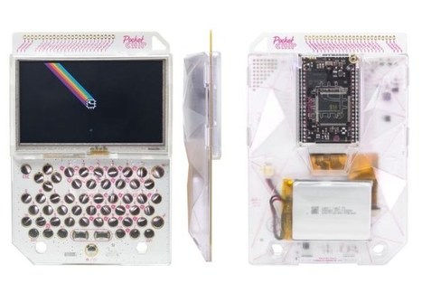 $49 PocketCHIP Mini PC Now Available (video) | Raspberry Pi | Scoop.it