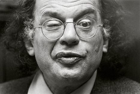 "Hear Allen Ginsberg Teach ""Literary History of the Beats"": Audio Lectures from His 1977 & 1981 Naropa Courses 