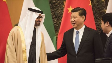 China Gears Up to Play Bigger Role in Middle East Politics | Information wars | Scoop.it