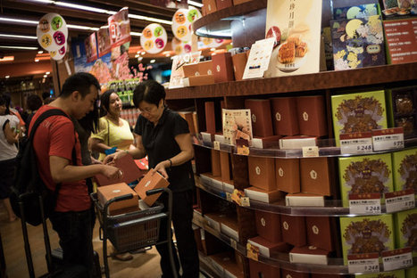 Mooncakes Are a Must as Chinese Festival Nears | InterestingBits | Scoop.it