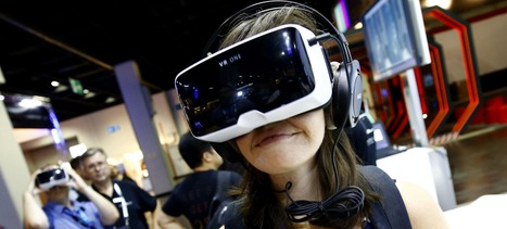 Teachers want more tech in the classroom—even VR headsets | Learning Technology News | Scoop.it