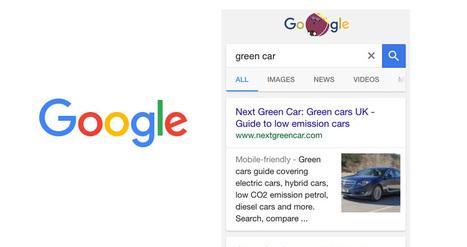 Test Google : des images pour illustrer les résultats SEO mobiles ! | Seo | Scoop.it