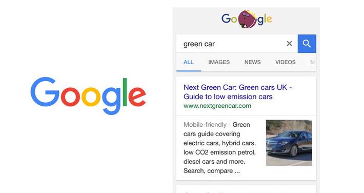 Test Google : des images pour illustrer les résultats SEO mobiles ! | TIC et TICE mais... en français | Scoop.it
