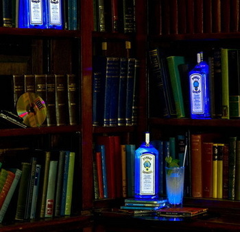 Bombay Sapphire to Present an Infused with Imagination Literary Evening in London   Wine&Spirits   Scoop.it