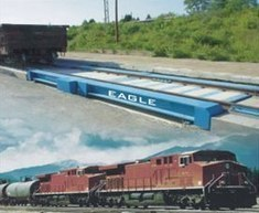 Rail in motion weighbridge manufacturer, rail in motion weighbridge exporter, South Africa, Kenya   Eagle Scale Manufacturing Works   Scoop.it