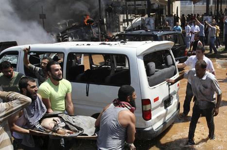 International condemnation of Lebanon blasts - Aljazeera.com | Anonymous Canada International news | Scoop.it