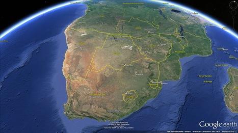 Clap de fin : | L'Afrique australe (Afrique du Sud, Namibie, Botswana, Lesotho-Swaziland, Zimbabwe, Mozambique) | Scoop.it