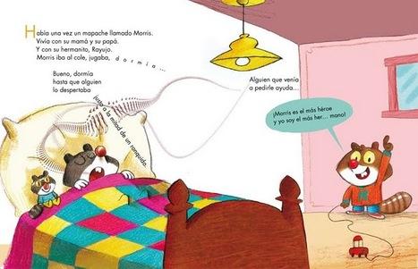 KUENTALIBROS: ¡Hola Morris! de Gabriela Keselman una recomendación de Raquel. | Lecturas extraescolares | Scoop.it
