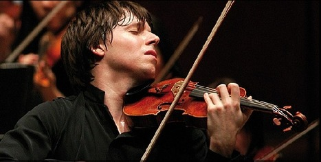 Nobel Price 2010: concert with Joshua Bell | Violins | Scoop.it