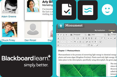 Introducing the enhanced Blackboard Learn. | Confer | Scoop.it