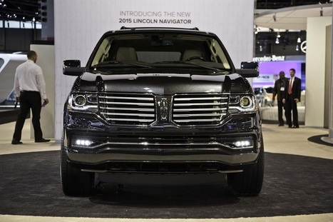 2015 Lincoln Navigator Price and Product Review | otoDriving | otoDriving - Future Cars | Scoop.it