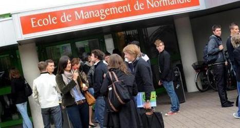 L'EM Normandie et les métiers de demain - L'Etudiant Educpros   veille formation   Scoop.it