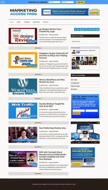 Website Development | Marketing Access Pass | Marketing Access Pass | Scoop.it