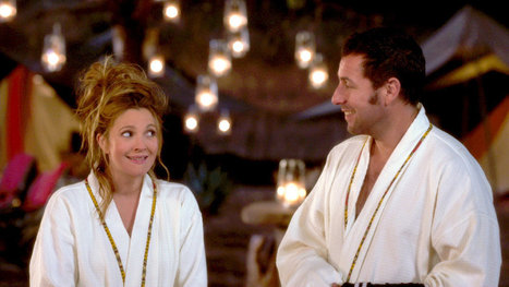 REVIEW: Adam Sandler and Drew Barrymore in 'Blended' | See You At The Movies | Scoop.it