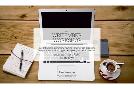 The Writember Workshop: Because Words Matter | Writerology | Litteris | Scoop.it