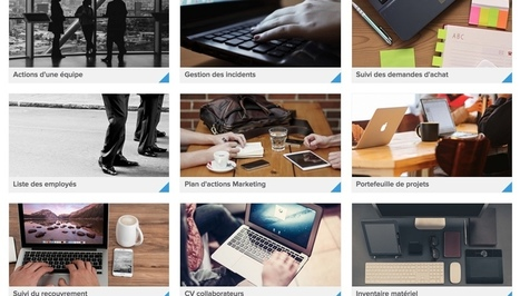 RowShare. Des tableaux pour s'organiser ou travailler en équipe - Les Outils Collaboratifs | Les outils du Web 2.0 | Scoop.it