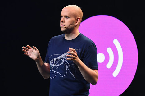 Spotify Offers to Make Your 'Daily Mix' With New Endless Playlists | E-Music ! | Scoop.it