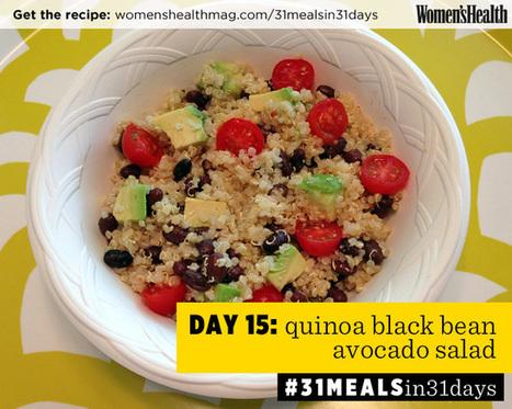 This Quinoa Salad is a Major Crowd-Pleaser   Women's Health ...   health   Scoop.it