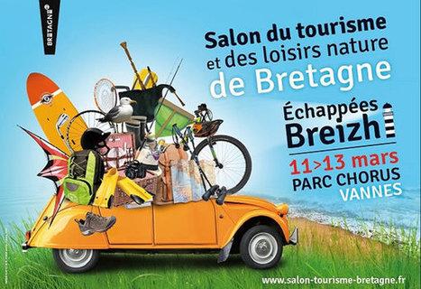 Salon du tourisme et loisirs de pleine nature de Bretagne | Initiatives et agenda environnement | Scoop.it