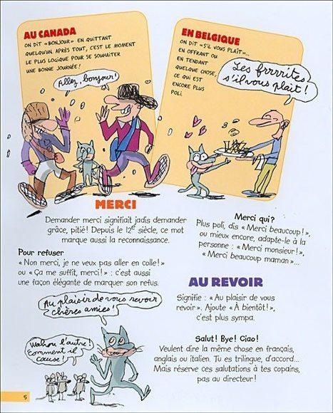 Politesse francophone | Remise à niveau en français - Learn French - Aprender el francés | Scoop.it