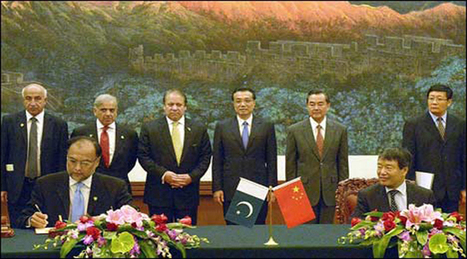 Pakistan, China sign 8 agreements   Business   Scoop.it