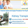 Effective And Efficient Kidney Transplant Surgery In India