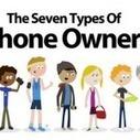 [Infographie] Les sept types d'utilisateurs d'iPhone | Apple World | Scoop.it