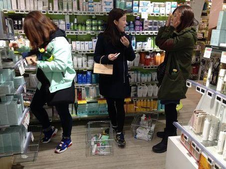 Ma pharmacie est une attraction touristique | De la E santé...à la E pharmacie..y a qu'un pas (en fait plusieurs)... | Scoop.it