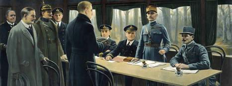 Armistice : des cérémonies pour une page d'histoire | Nos Racines | Scoop.it