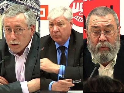 Los sindicalistas alemanes sacan los colores a Toxo y Méndez | Octubre 2013. La UPM del siglo XXI NO pacta | Scoop.it