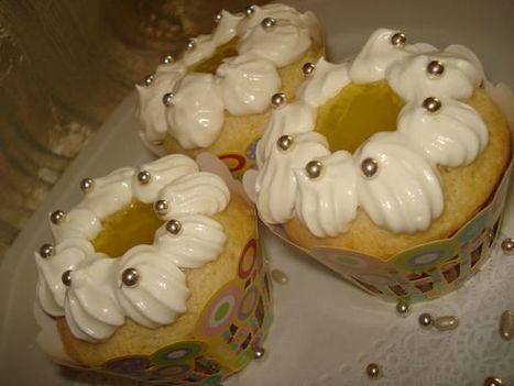 crazy muffins citron façon cupcake - artculinaireetcitationsberberes | Cupcakes en France | Scoop.it