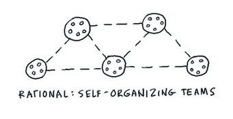 Dave Gray - Google+ - Self-organizing teams at Rational Software Rational… | Open Innovation and Social Leadership | Scoop.it