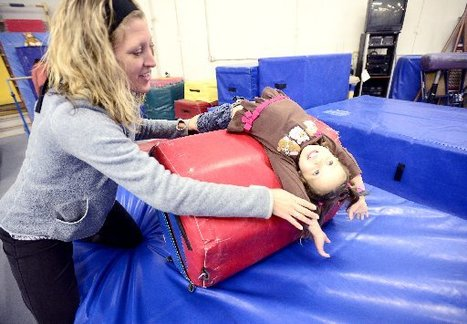 Workout of the week: Parent and Tot Gymnastics - Daily Camera | Healthy Family Fitness | Scoop.it