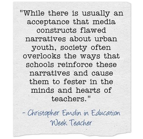 'For White Folks Who Teach in the Hood...': An Interview With Chris Emdin | Schools, Families, and Community Resources | Scoop.it