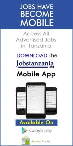 Accounts Assistant (Two Posts) ~ Jobs in Tanzania | Jobs Tanzania | Jobs in Kenya, Uganda, Tanzania, Rwanda and South Sudan | Scoop.it