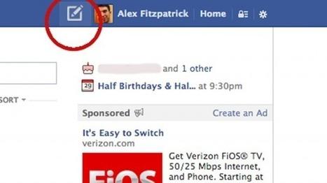 Facebook testet neue Wege für mehr Nutzer Interaktion | Social Media Consulting | Scoop.it