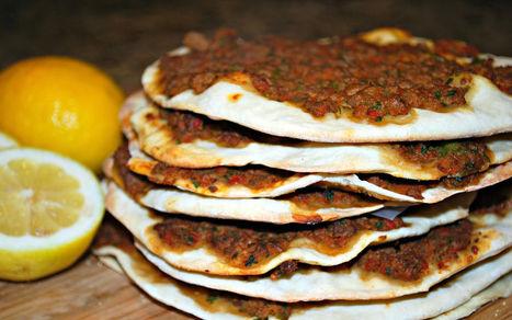 Vegan Lahmajun – Armenian/Turkish Pizza   My Vegan recipes   Scoop.it