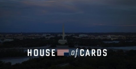 Netflix's House of Cards comes to Blu-ray in June; second screen feature tweaked on Android   second screen   Scoop.it