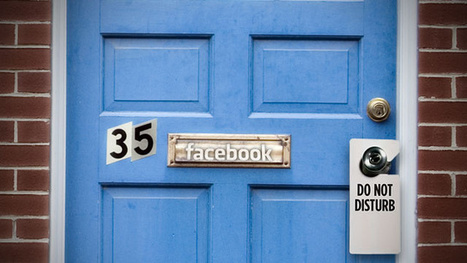 The Always Up-to-Date Guide to Managing Your Facebook Privacy | Techy Stuff | Scoop.it