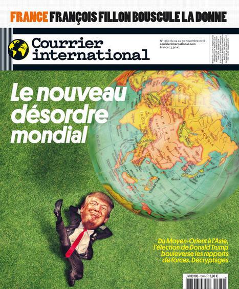 Courrier international n °1360 - 24 novembre 2016   revue de presse cdi lycée sacré coeur   Scoop.it