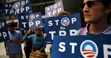 The TPP Has Always Been About Corporate Dominance, Not Trade or Economic Growth | Global politics | Scoop.it