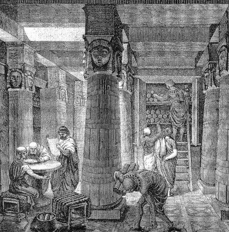 Une bibliothèque universitaire sans livre | Inf... | Veille et Actus sur la gestion de l'information, le numérique, l'éducation et les bibliothèques | Scoop.it