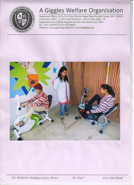 A Giggles Welfare Organisation | All About NGO | AGWO | Scoop.it