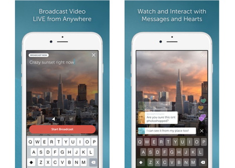 Twitter estrenó Periscope y atrajo la atención del mercado | Seo, Social Media Marketing | Scoop.it