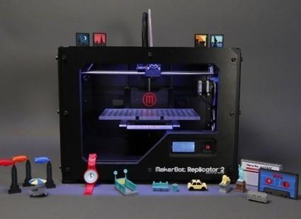 Le marché de l'impression 3D : un nouvel eldorado | My Interest | Scoop.it